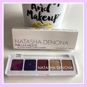 NATASHA DENONA Mini Lila Eyeshadow Palette NWT
